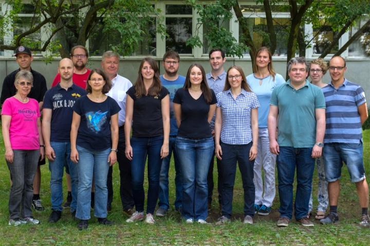 The liquid crystal group 2017 (c)