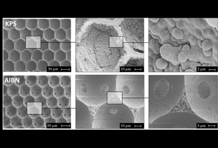 polysterene-foams